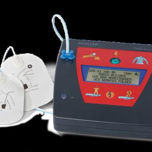 AED Defibrillator SCHILLER FRED easy Life