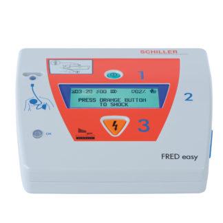 AED Defibrillator FRED Easy manuell