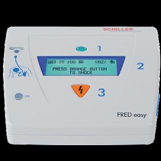 AED Defibrillator SCHILLER FRED easy