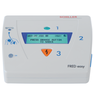 AED Defibrillator FRED_easy professional