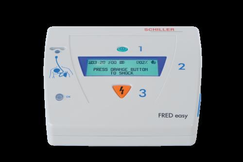 AED Defibrillator FRED_easy professional