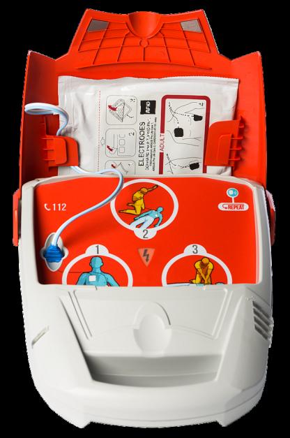 AED Defibrillator SCHILLER FRED PA-1