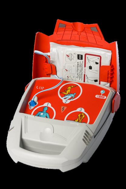 AED Defibrillator SCHILLER FRED PA-1 Vollautomat 2Y