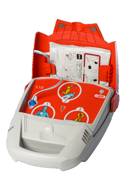AED Defibrillator SCHILLER FRED PA-1 Vollautomat 2Y