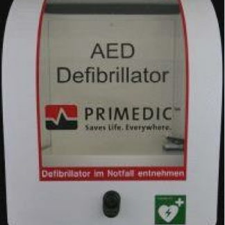 AED Wall-Case W5000 Standard Indoor
