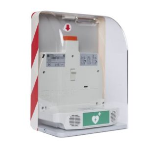 Wandkasten AED Alarm (SaveBox adv.)