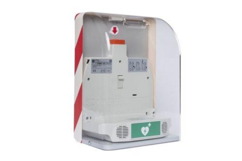 Wandkasten AED mech. (SaveBox)